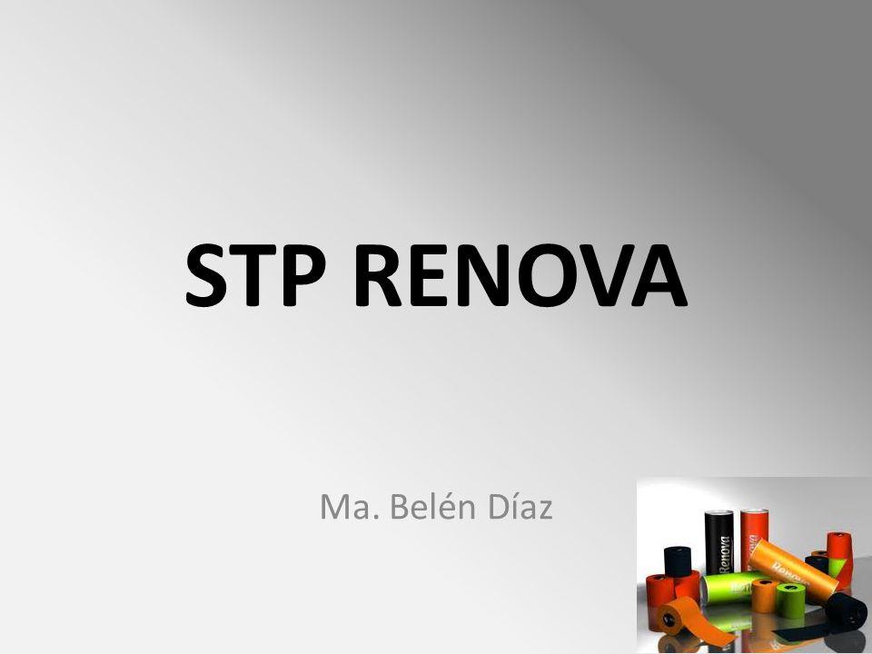 STP RENOVA Ma. Belén Díaz