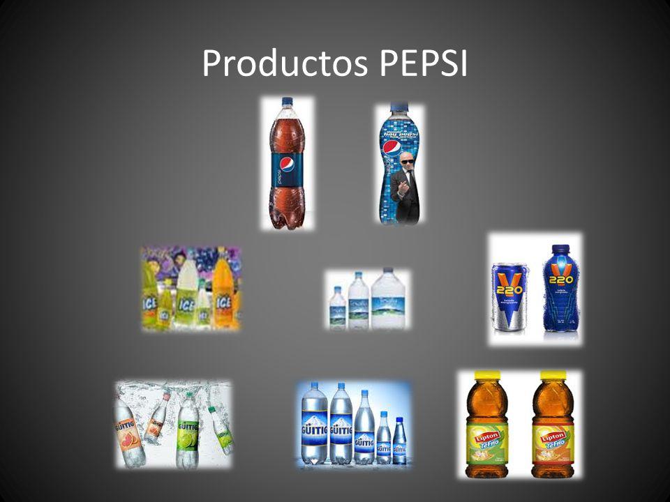 Productos PEPSI