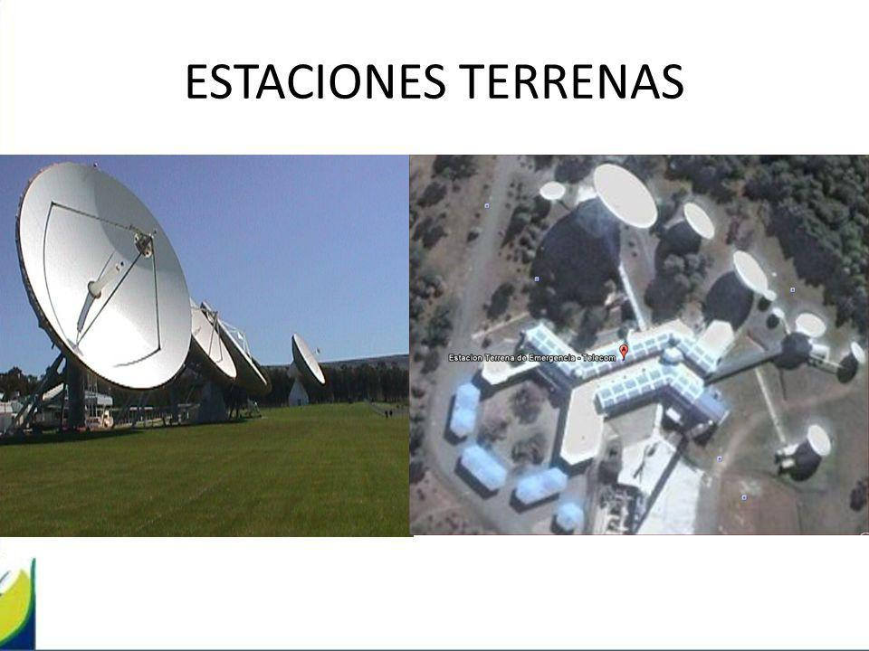 ESTACIONES TERRENAS
