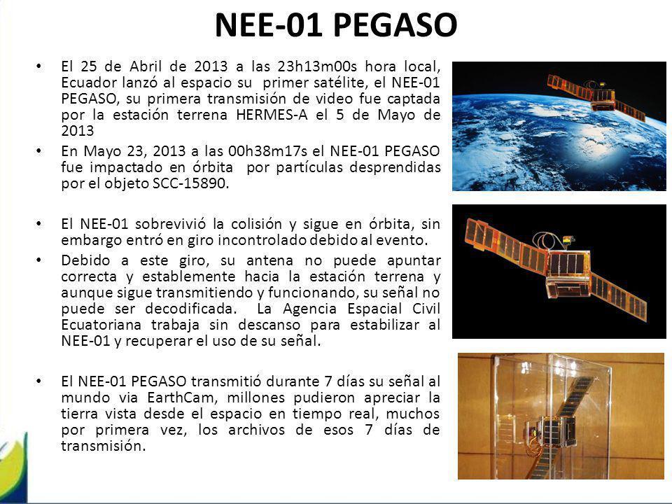 NEE-01 PEGASO