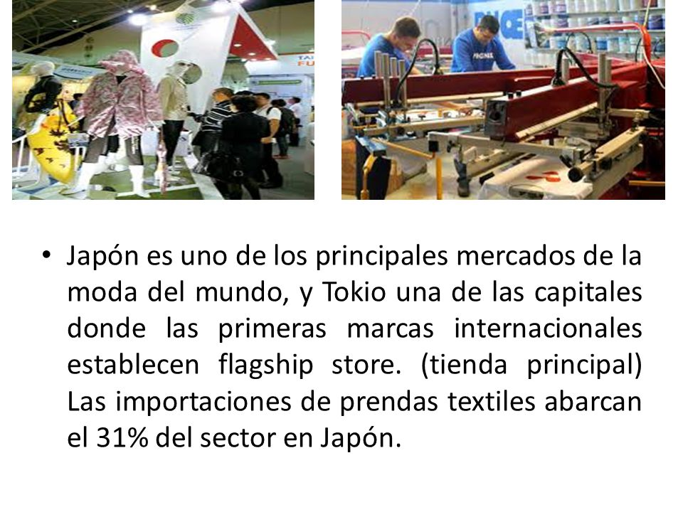 Japón es uno de los principales mercados de la moda del mundo, y Tokio una de las capitales donde las primeras marcas internacionales establecen flagship store.