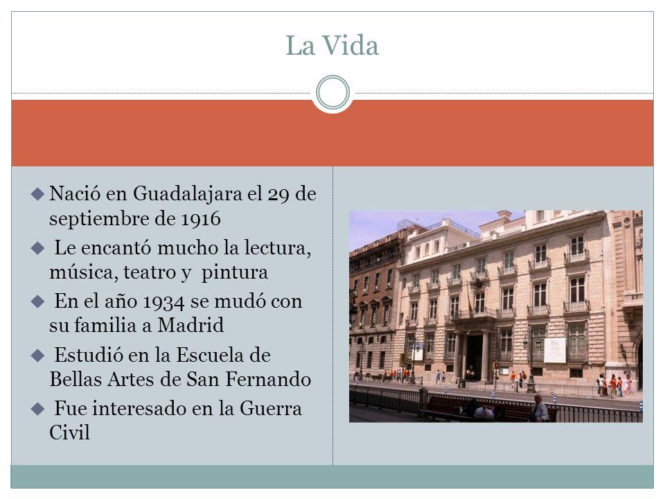 La Vida Nació en Guadalajara el 29 de septiembre de 1916