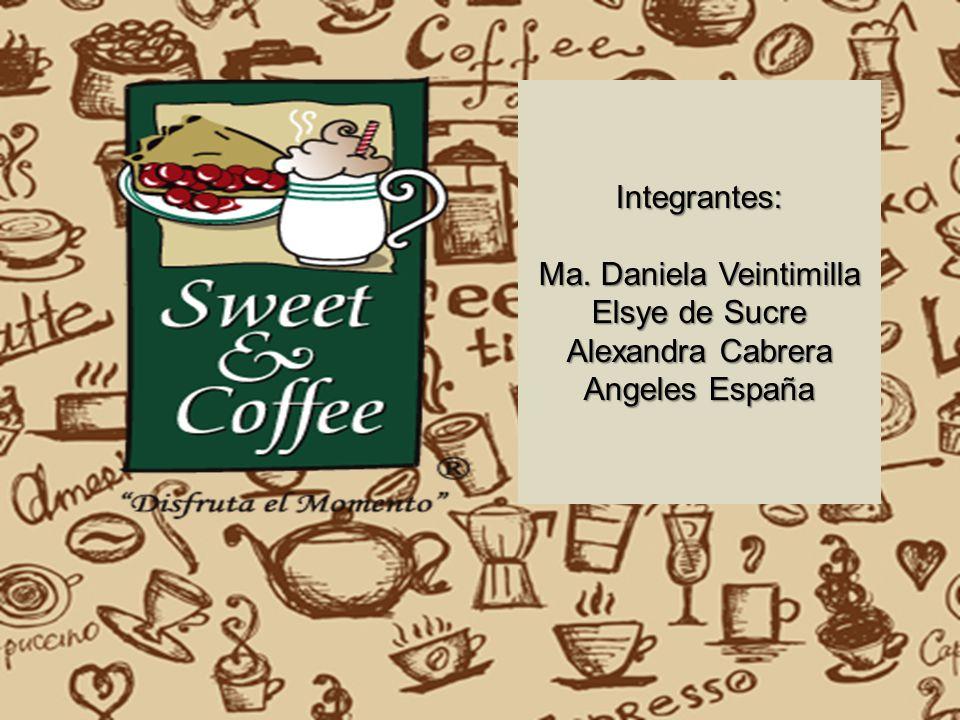 Integrantes: Ma. Daniela Veintimilla Elsye de Sucre Alexandra Cabrera Angeles España