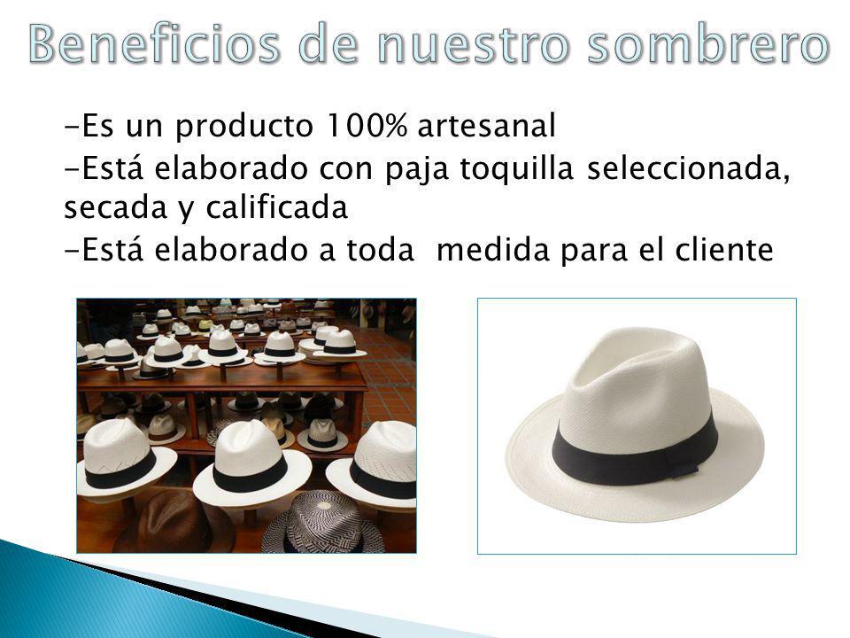 Beneficios de nuestro sombrero