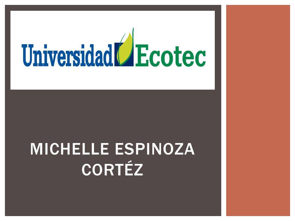 Michelle Espinoza Cortéz