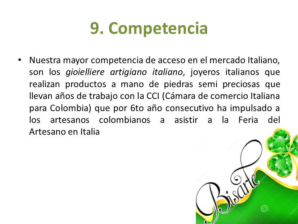9. Competencia