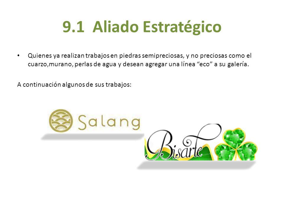 9.1 Aliado Estratégico