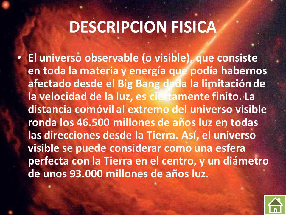 DESCRIPCION FISICA