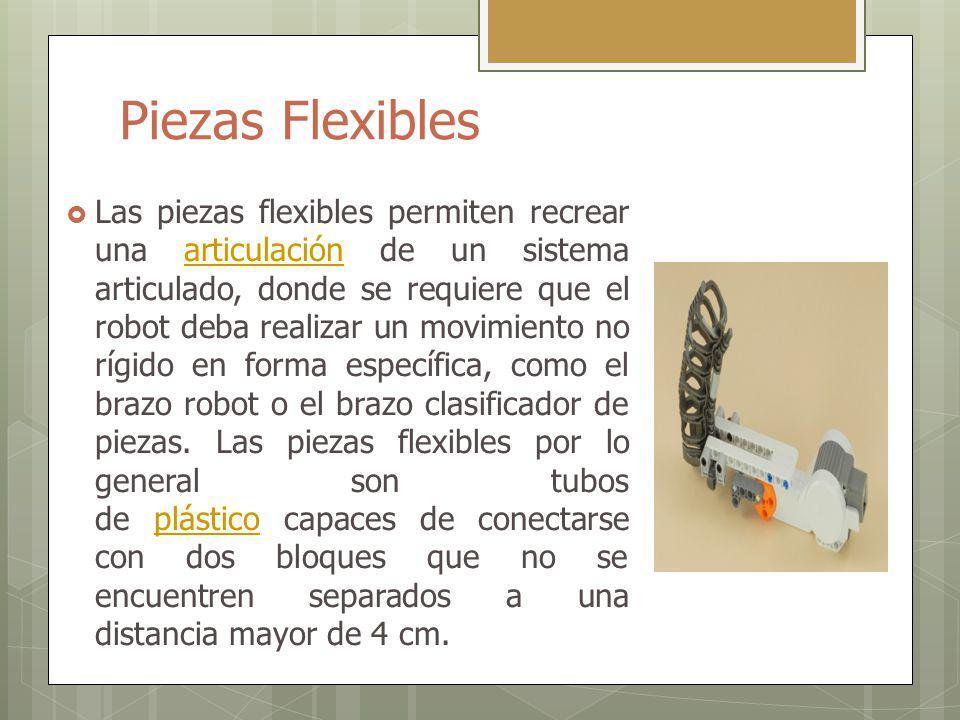 Piezas Flexibles