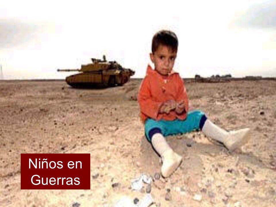 Niños en Guerras