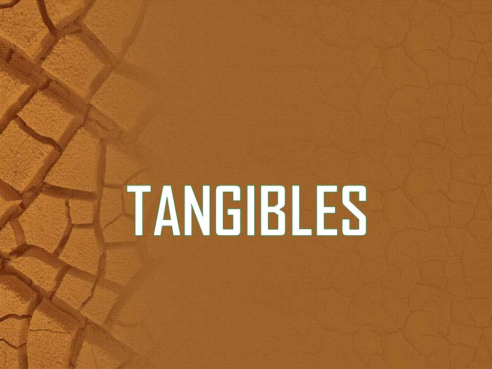 TANGIBLES