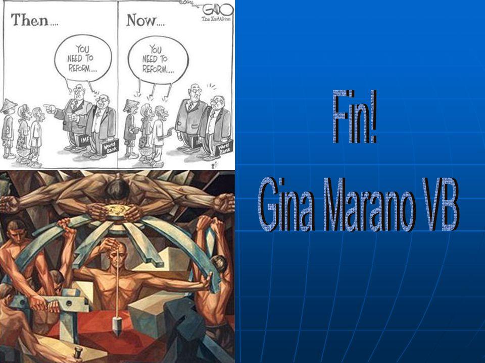 Fin! Gina Marano VB