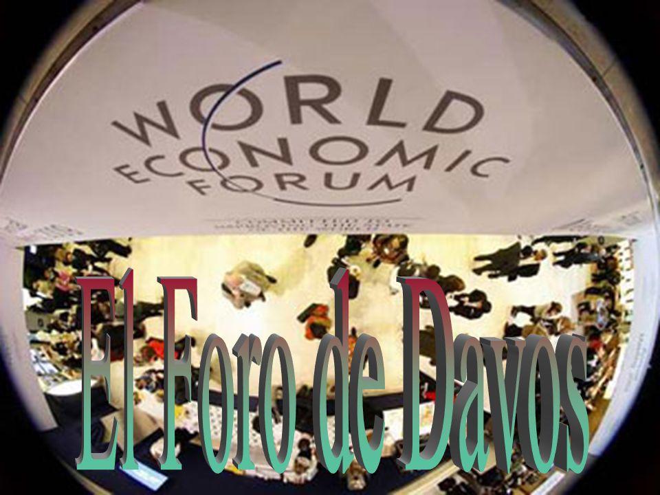El Foro de Davos