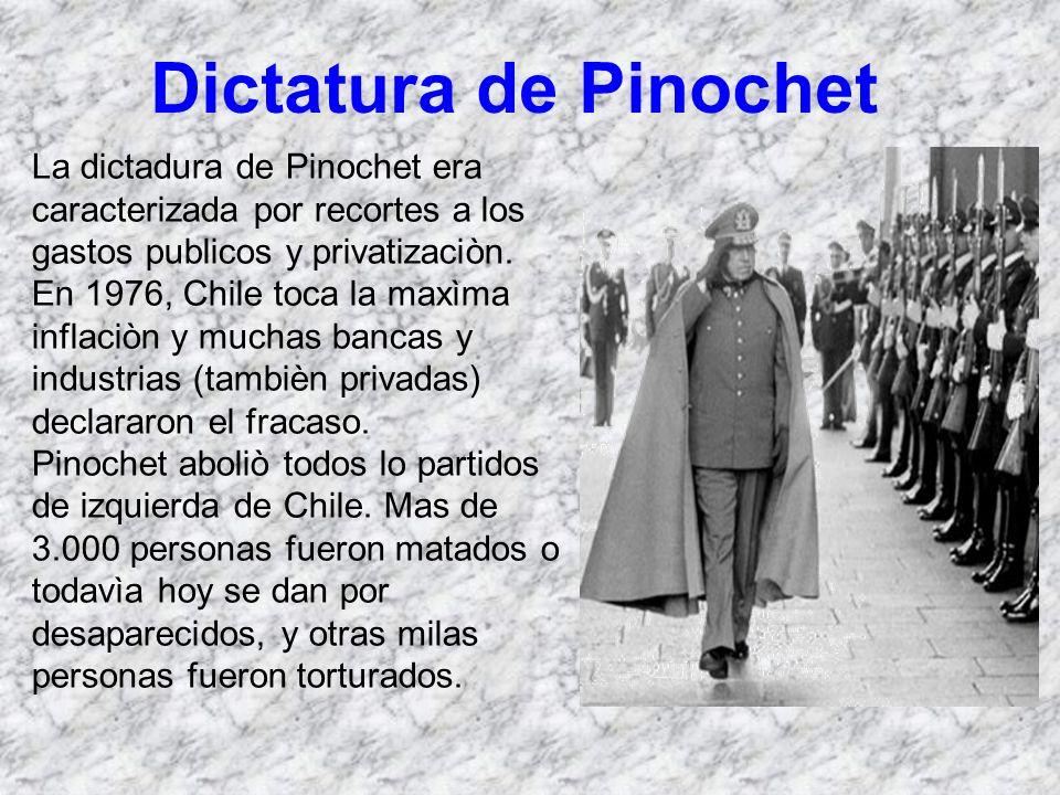 Dictatura de Pinochet