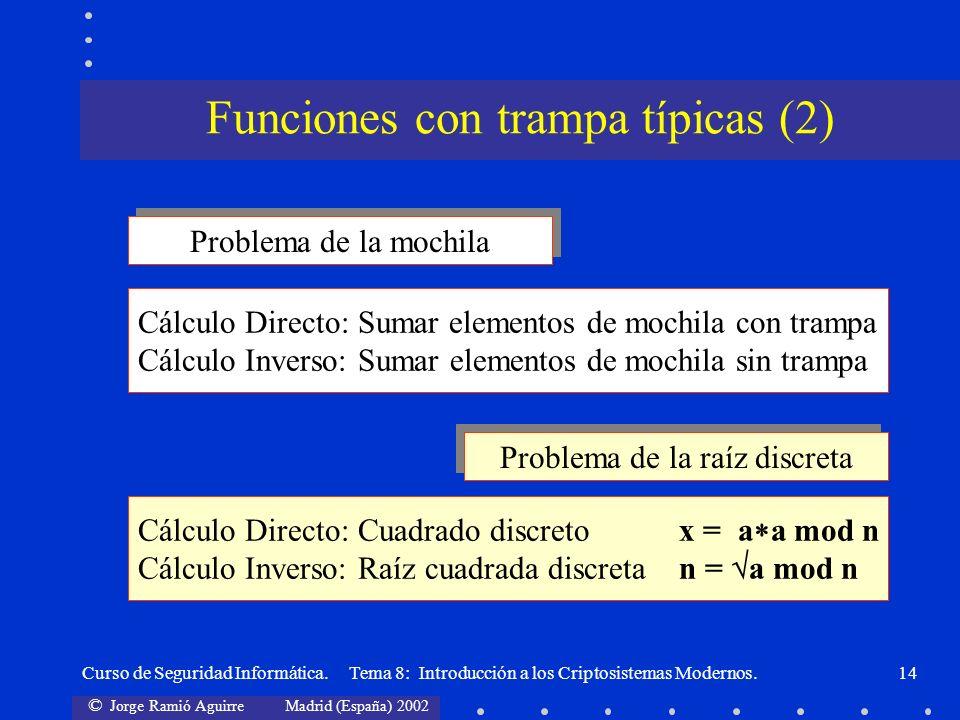 Funciones con trampa típicas (2)