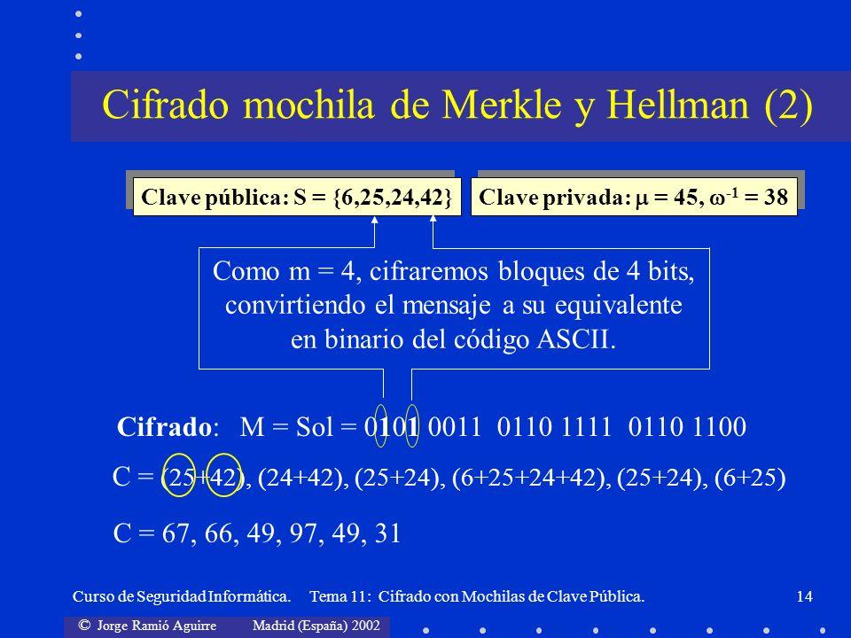Cifrado mochila de Merkle y Hellman (2)