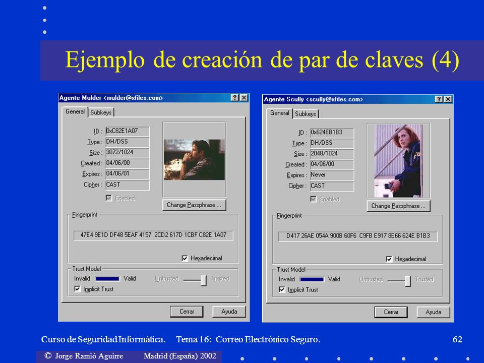 Ejemplo de creación de par de claves (4)