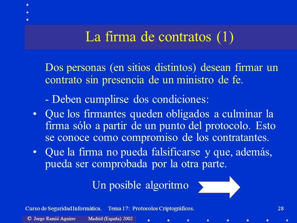 La firma de contratos (1)