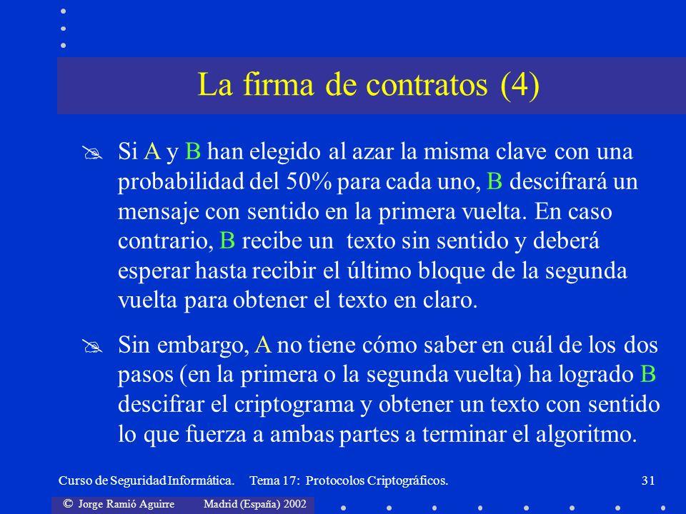 La firma de contratos (4)
