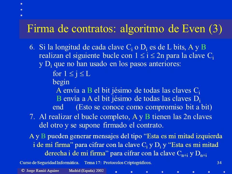 Firma de contratos: algoritmo de Even (3)