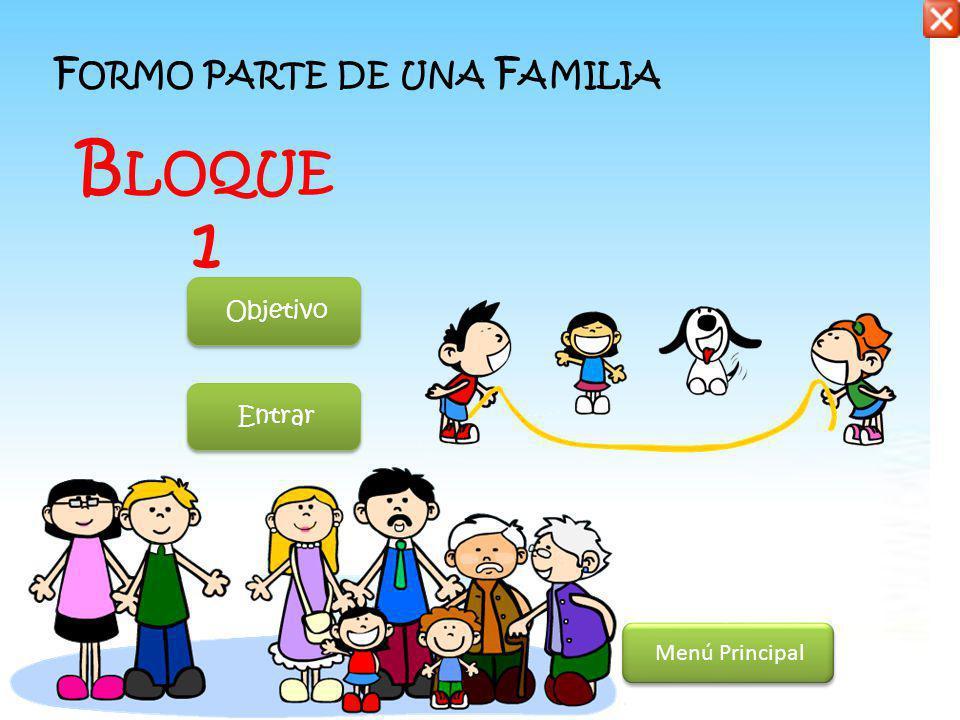 Formo parte de una Familia
