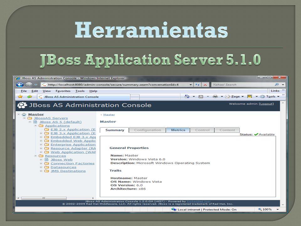 JBoss Application Server 5.1.0