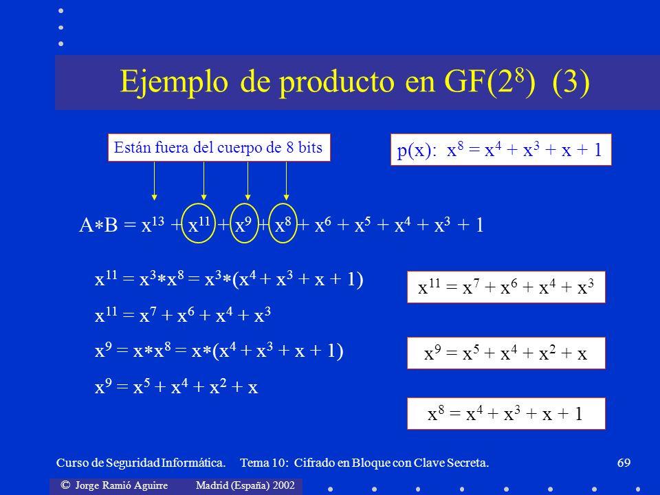 Ejemplo de producto en GF(28) (3)