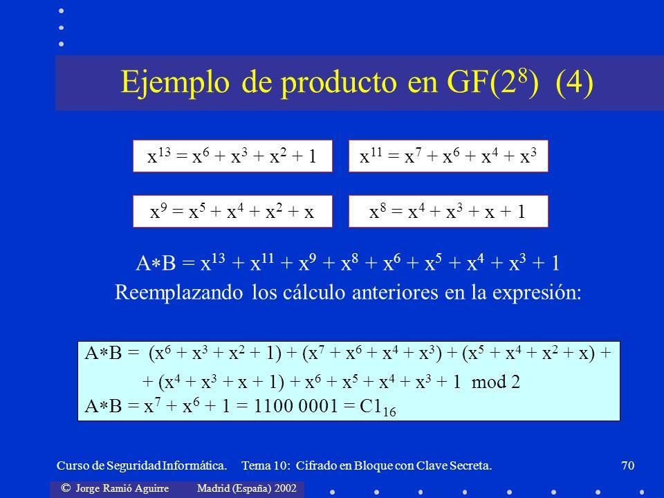 Ejemplo de producto en GF(28) (4)