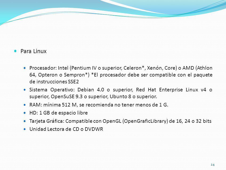Para Linux