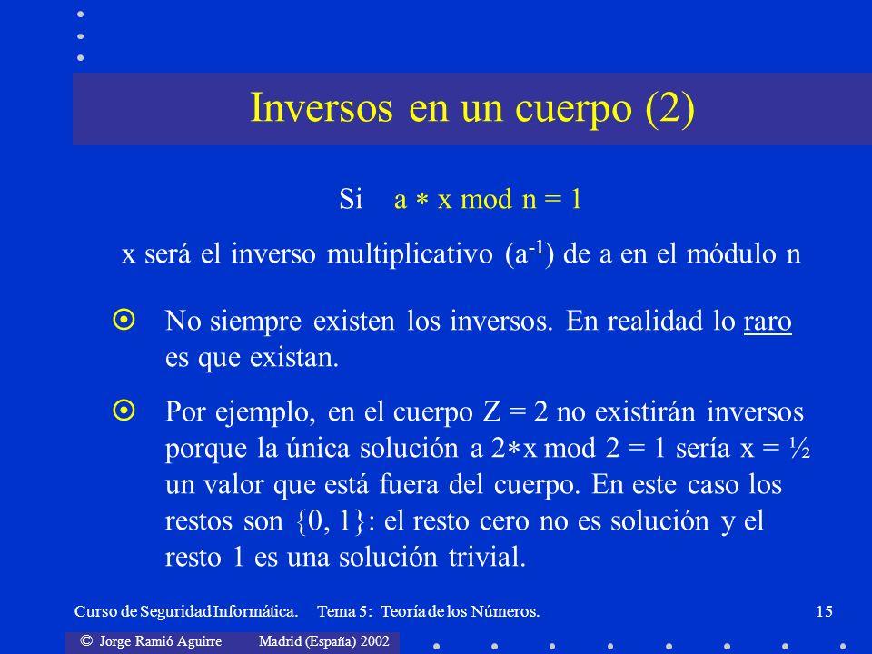 Inversos en un cuerpo (2)