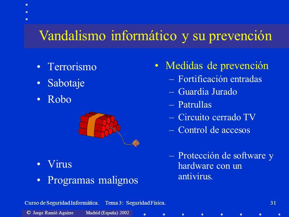 Vandalismo informático y su prevención