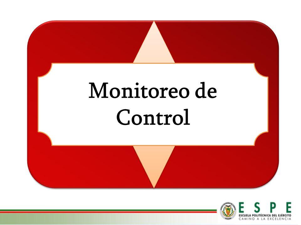 Monitoreo de Control