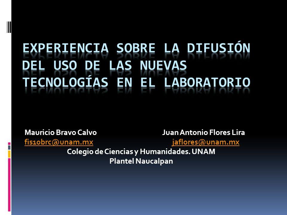 Colegio de Ciencias y Humanidades. UNAM