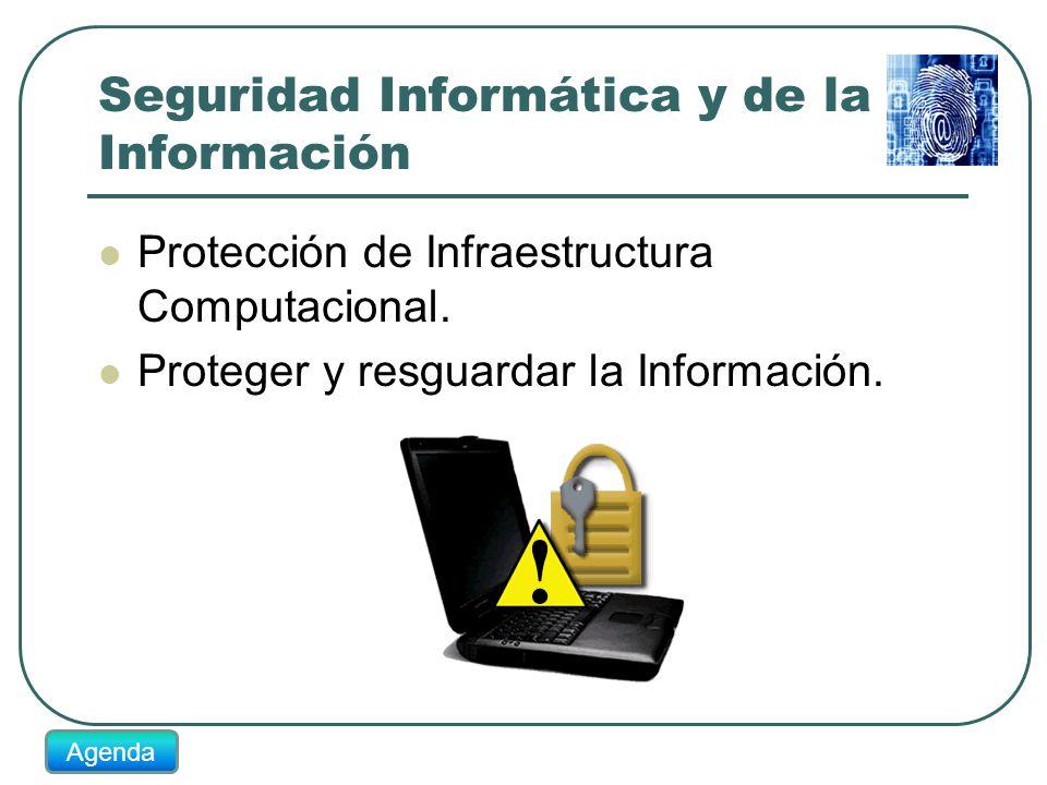 Seguridad Informática y de la Información