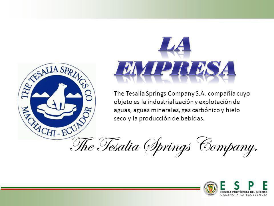 The Tesalia Springs Company.