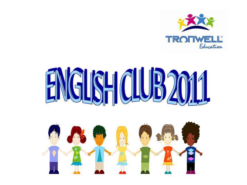 ENGLISH CLUB 2011