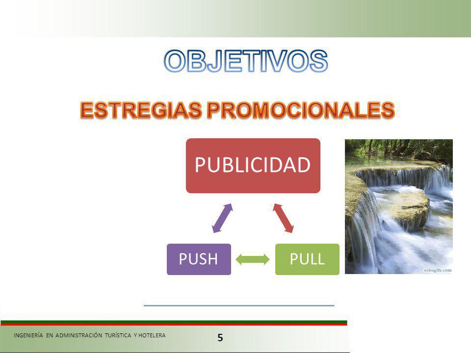 ESTREGIAS PROMOCIONALES