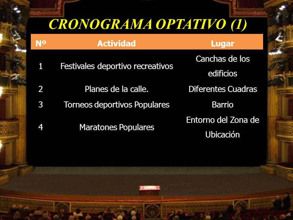 CRONOGRAMA OPTATIVO (1)