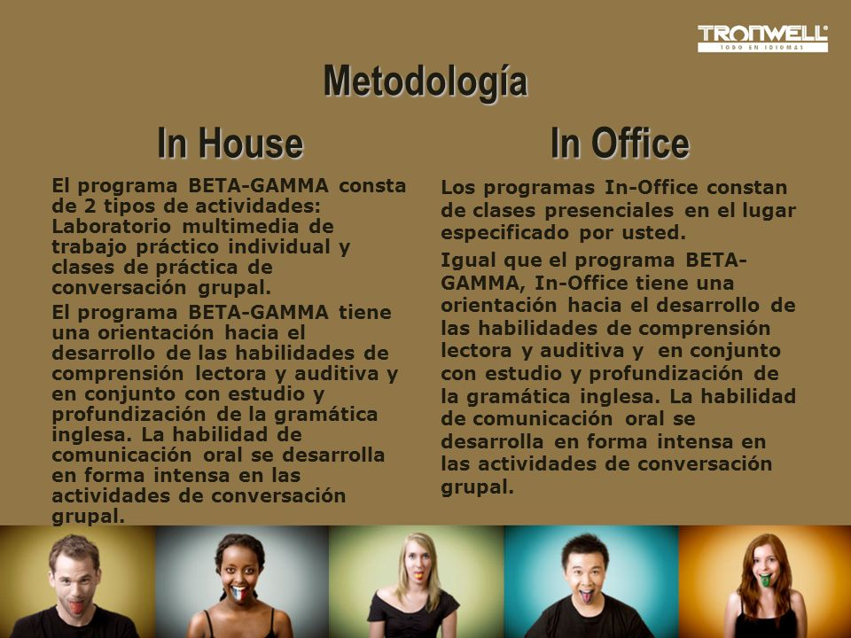 Metodología In House In Office