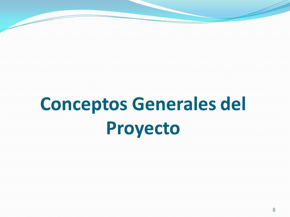 Conceptos Generales del Proyecto