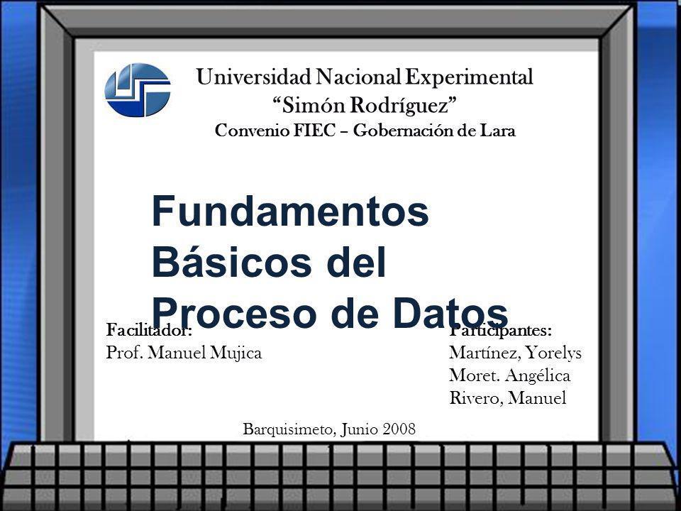 Universidad Nacional Experimental Convenio FIEC – Gobernación de Lara