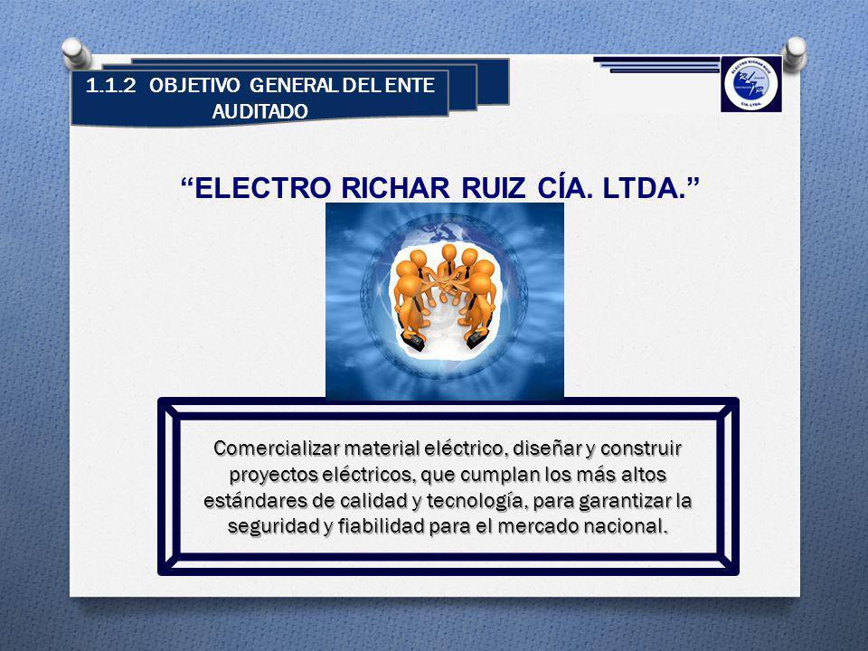 ELECTRO RICHAR RUIZ CÍA. LTDA.