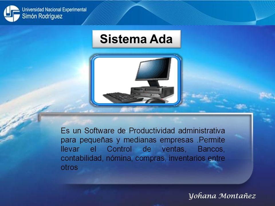 Sistema Ada