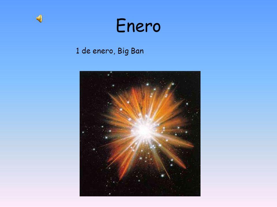 Enero 1 de enero, Big Ban