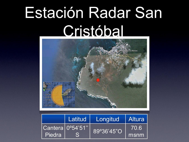Estación Radar San Cristóbal