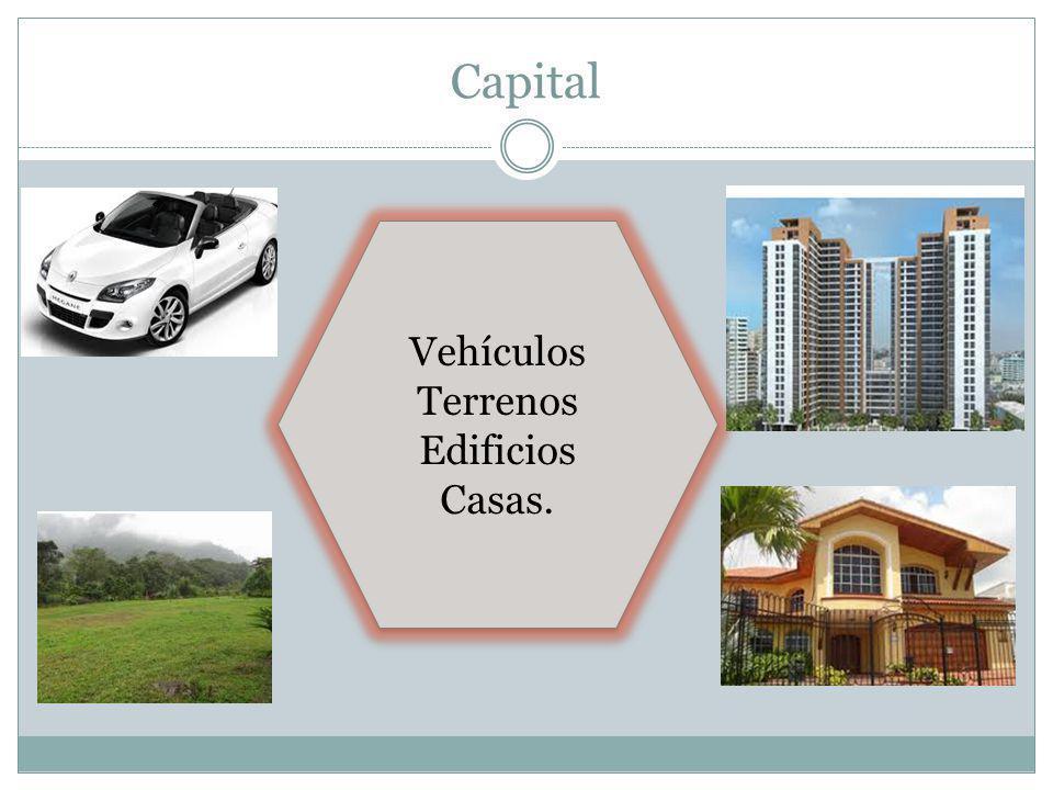 Capital Vehículos Terrenos Edificios Casas.