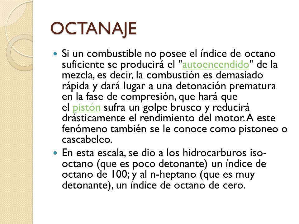 OCTANAJE