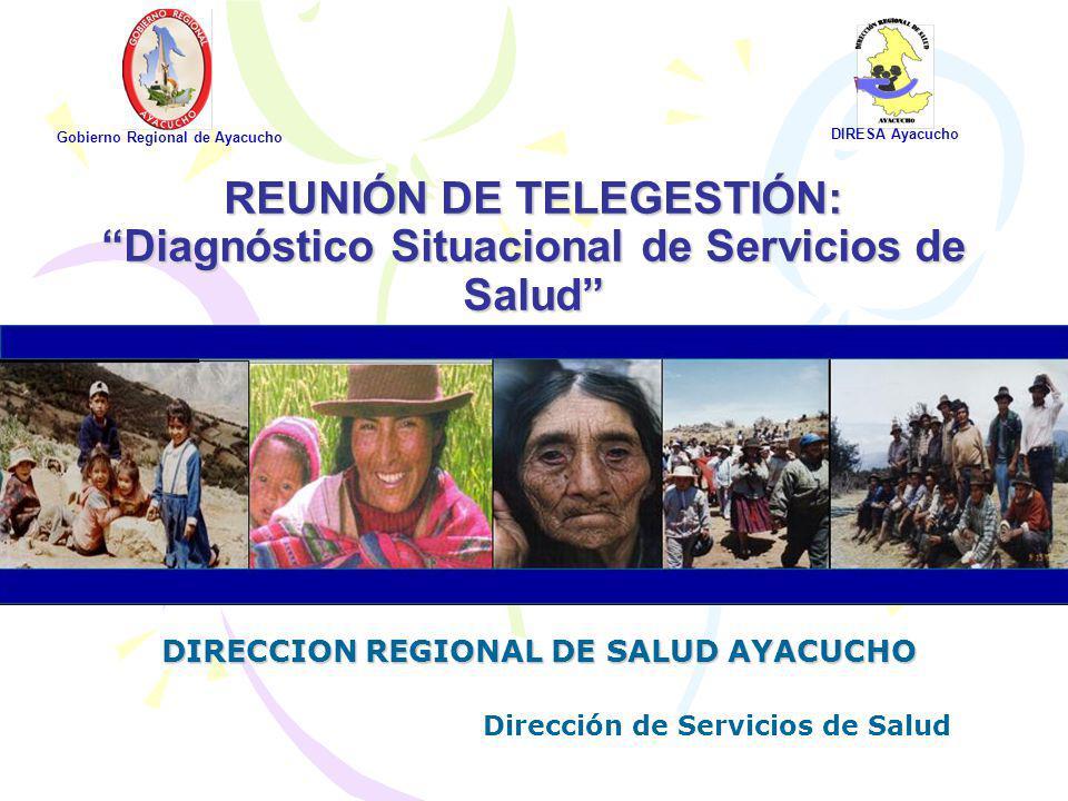 DIRECCION REGIONAL DE SALUD AYACUCHO