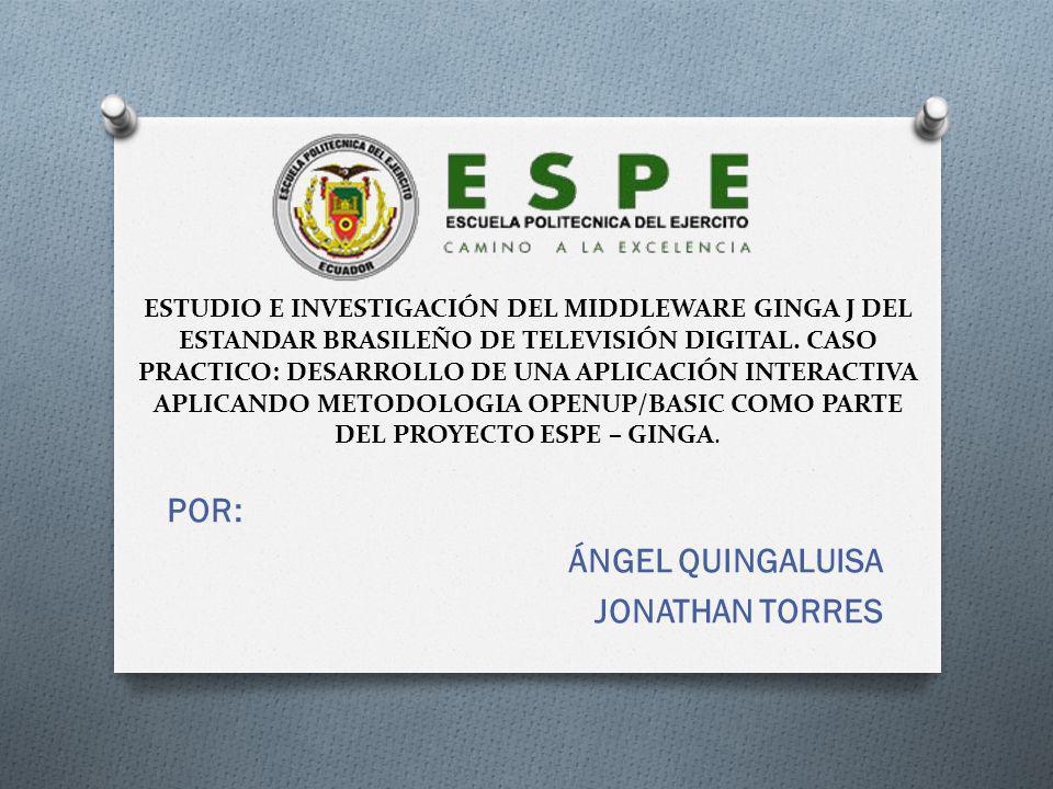 POR: ÁNGEL QUINGALUISA JONATHAN TORRES