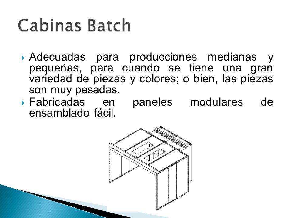 Cabinas Batch